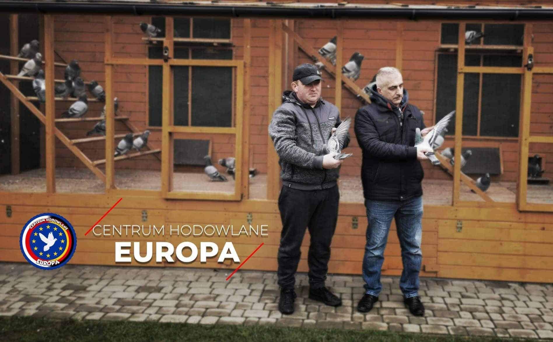 Wizyta w Centrum hodowlanym Europa kolegi Stanisława i Krzysztofa